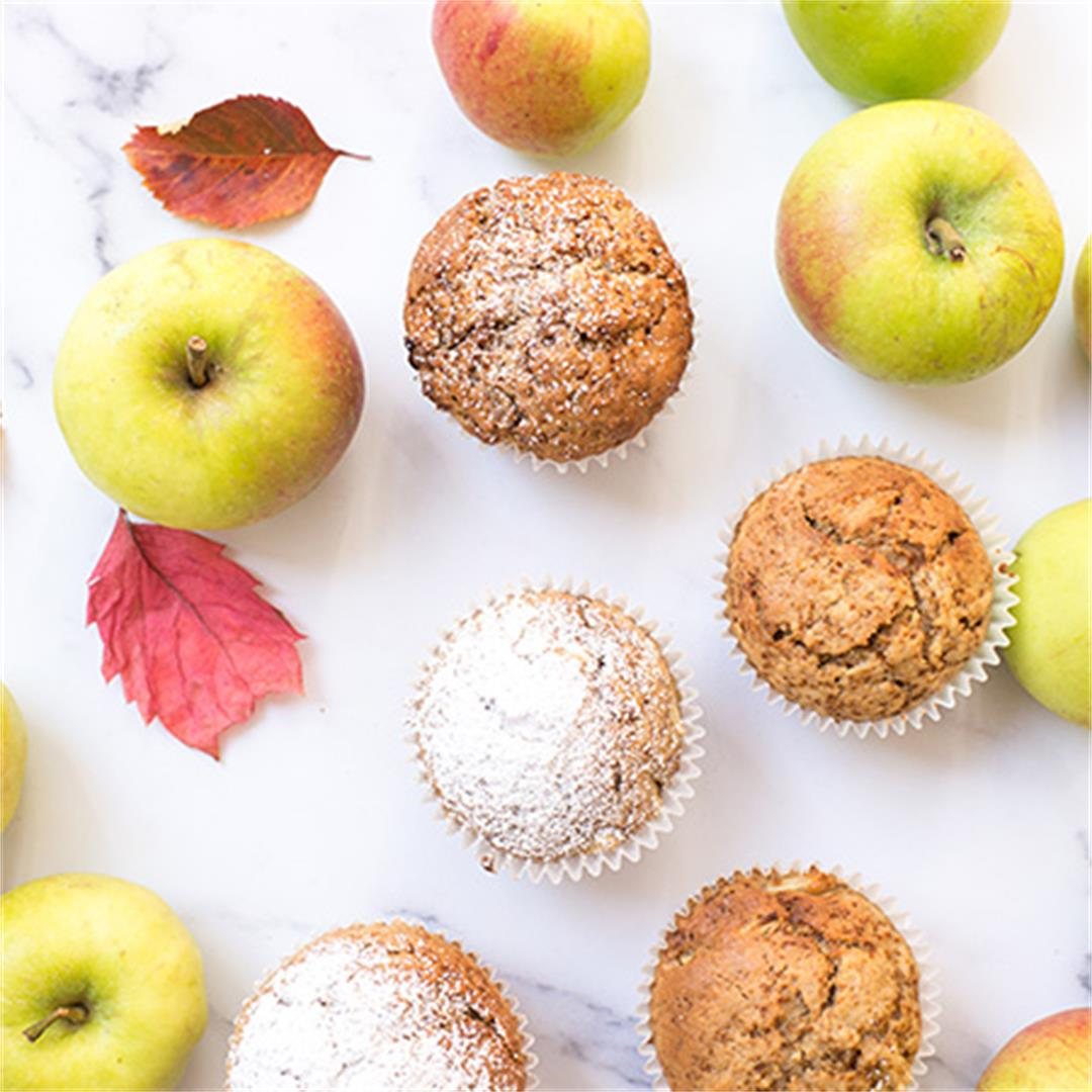 Amazing Apple Muffins