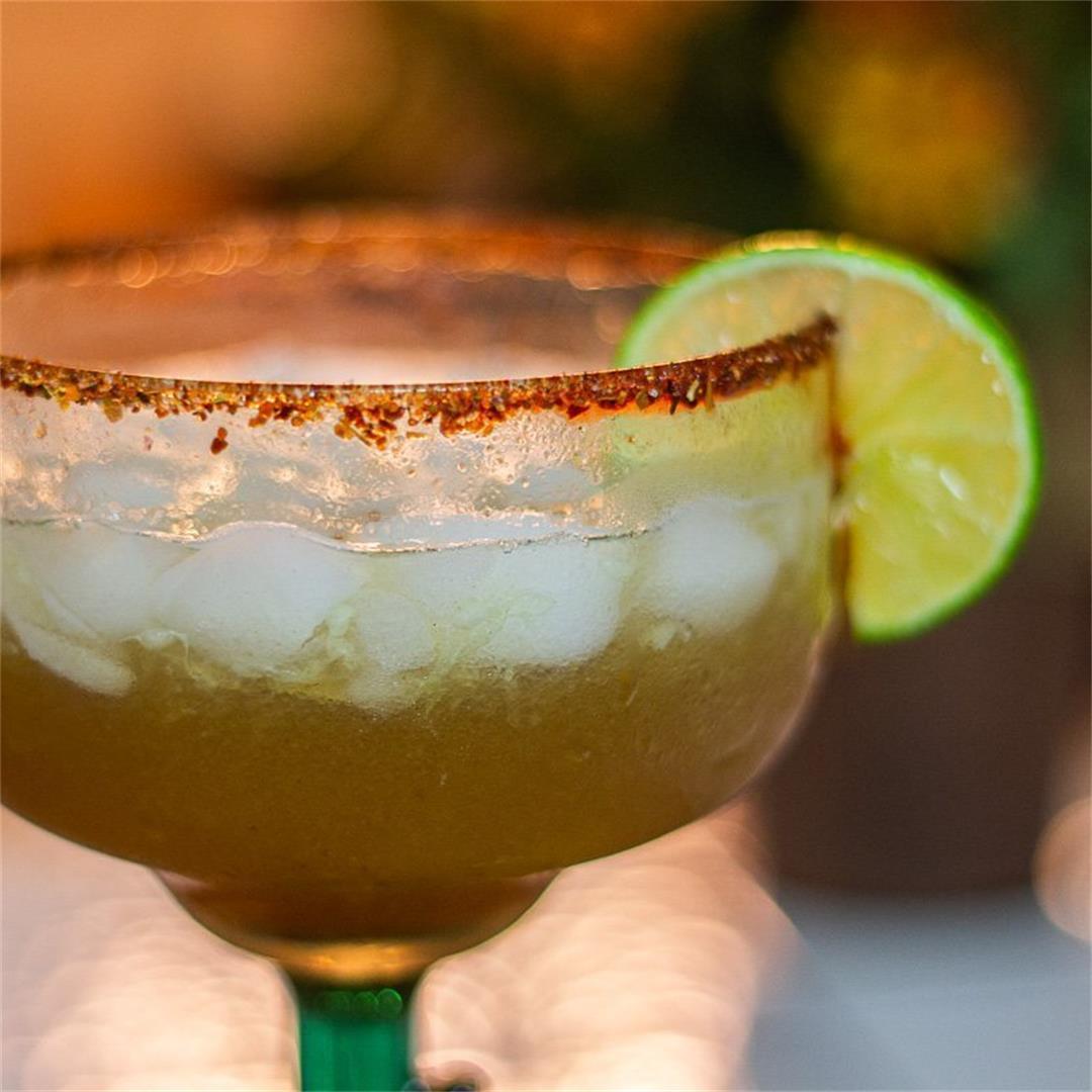 Tamarind Margarita Recipe (sweet and tangy)