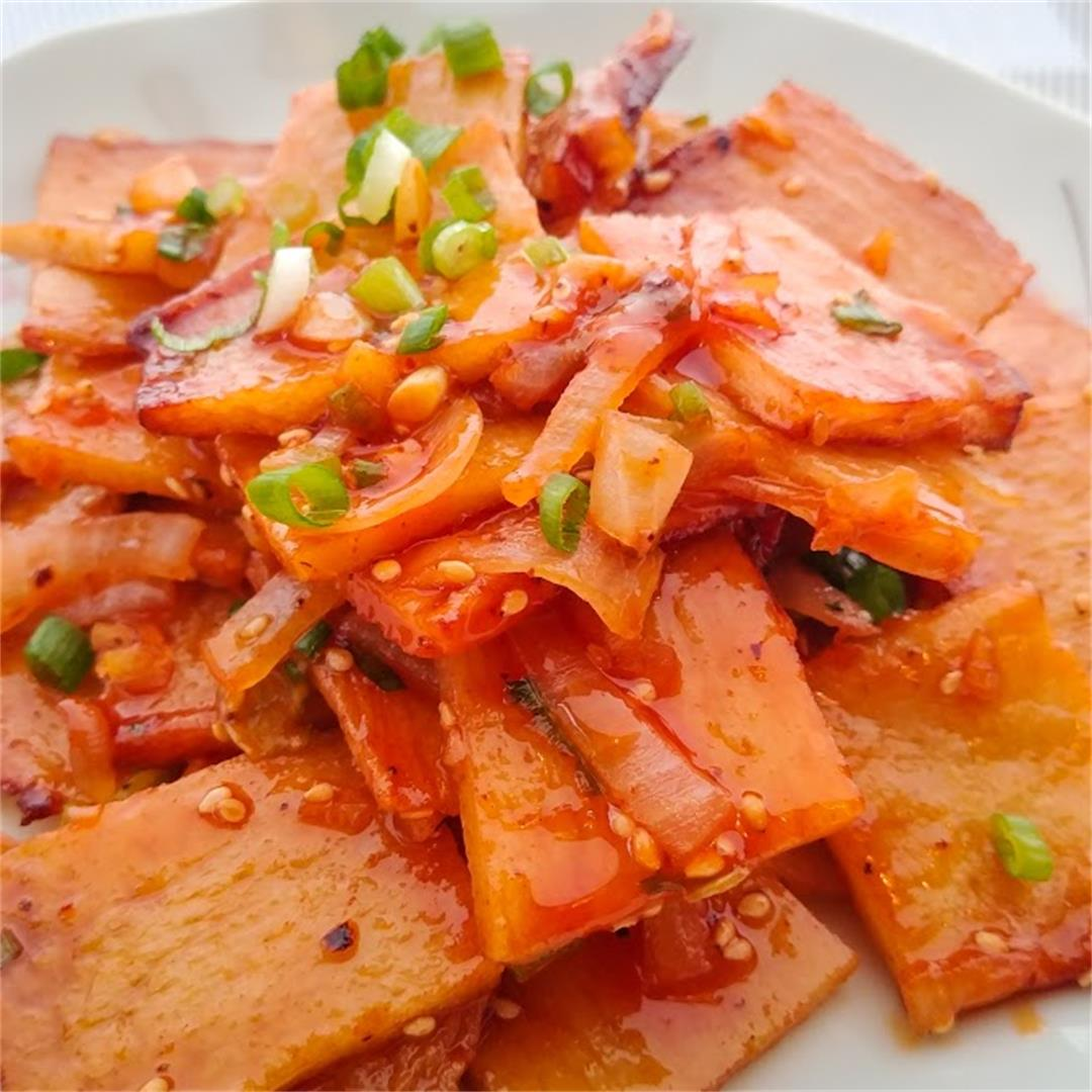 Korean Fish Cake