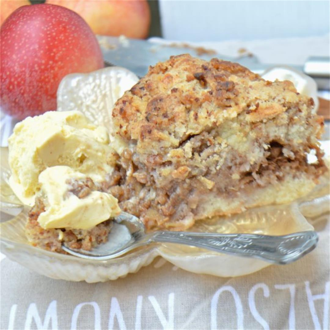 Easy Apple Crumble — Tasty Food for Busy Mums Seasonal Recipes