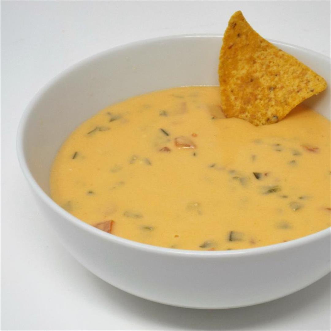 Fresh Chile con Queso