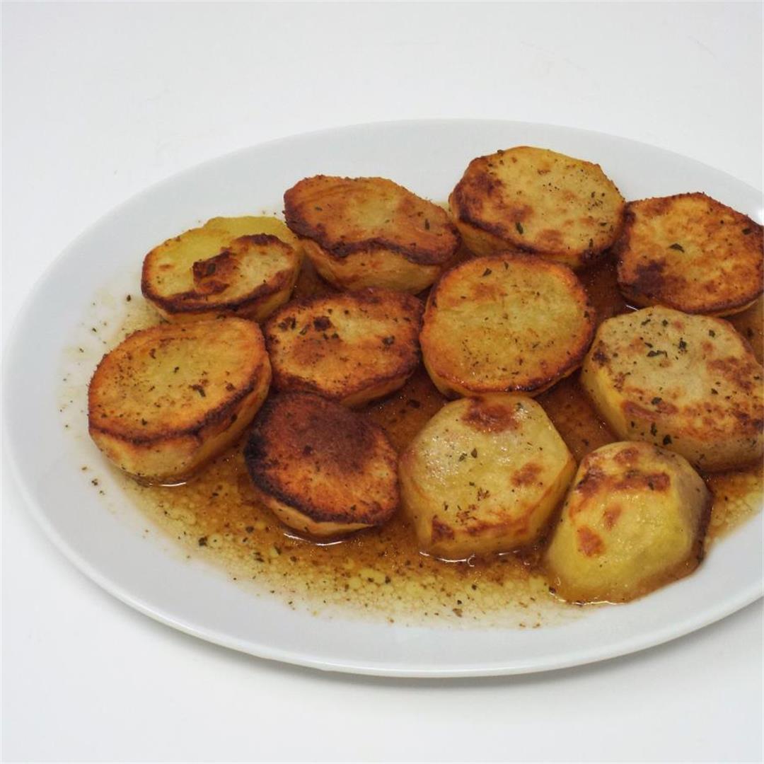 Rosemary Melting Potatoes