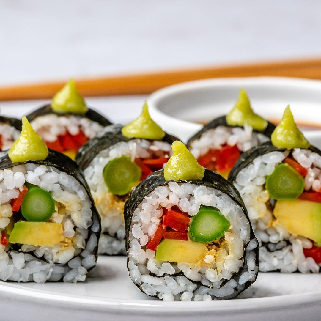 4 Easy Sushi Recipes