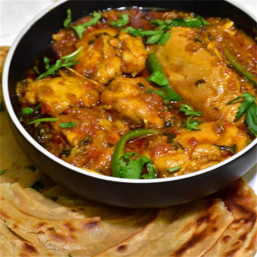 Alpana's Chicken Masala (Indian Curry)