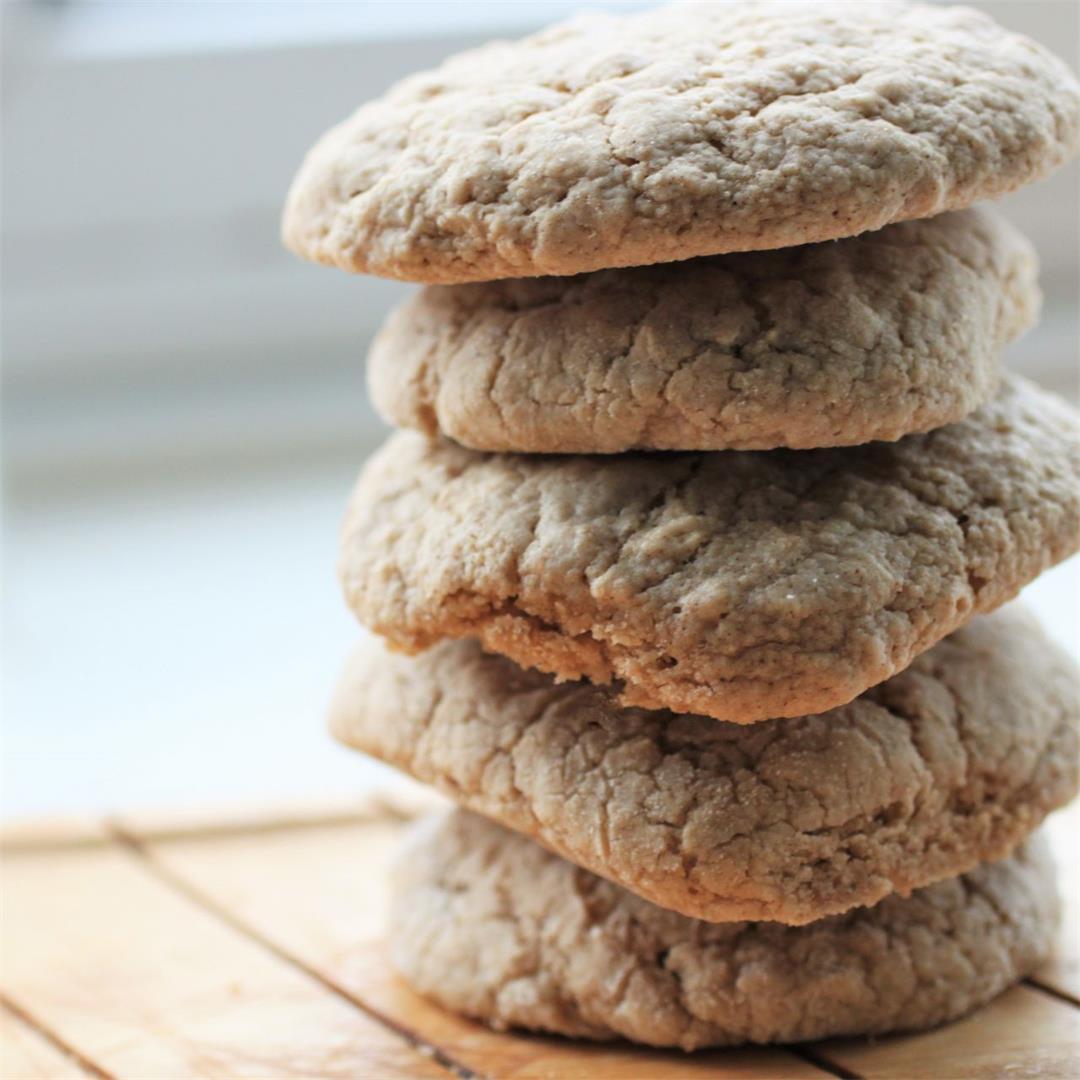 Simple Cinnamon Cookies Recipe