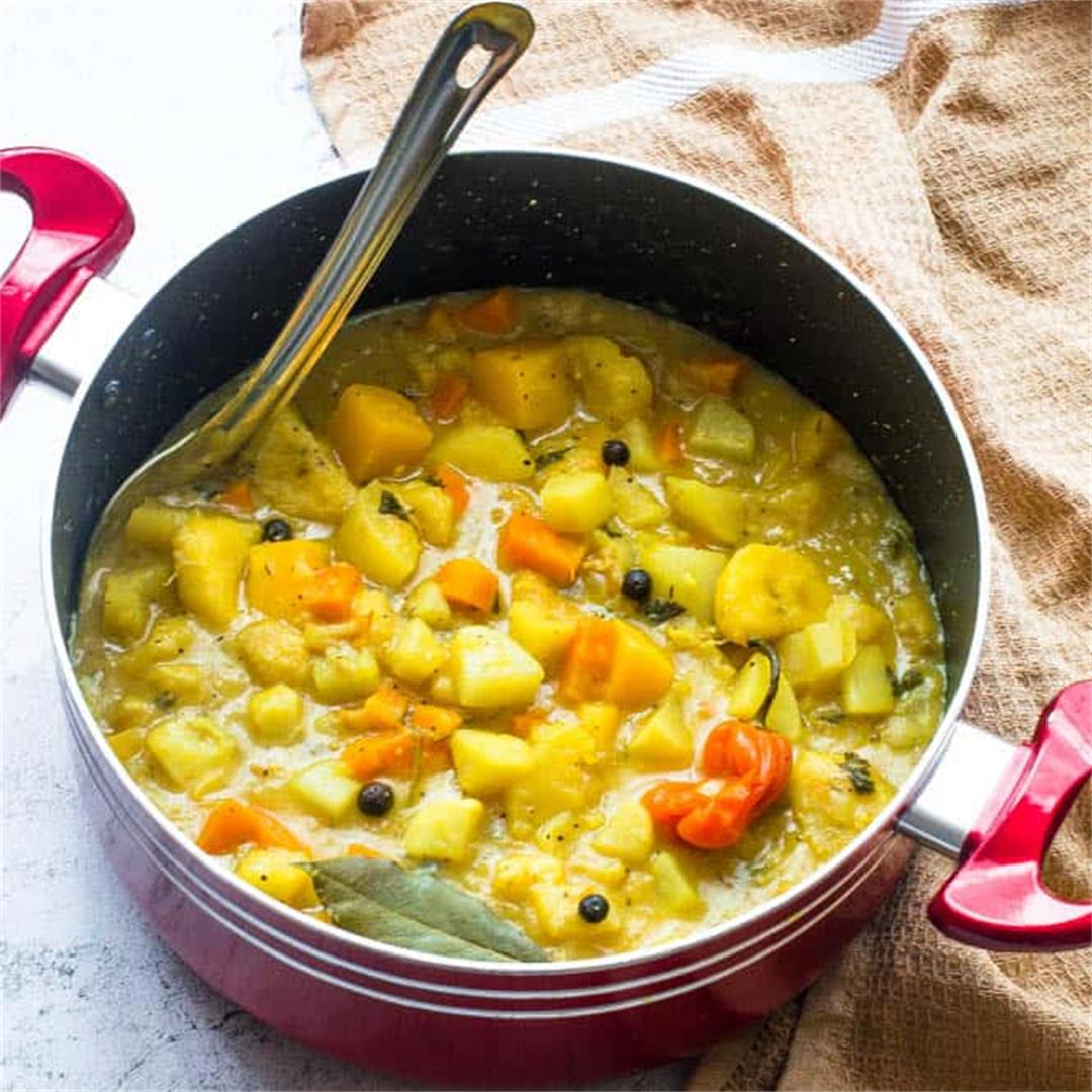 Ital stew (Vegan, Paleo, GF)