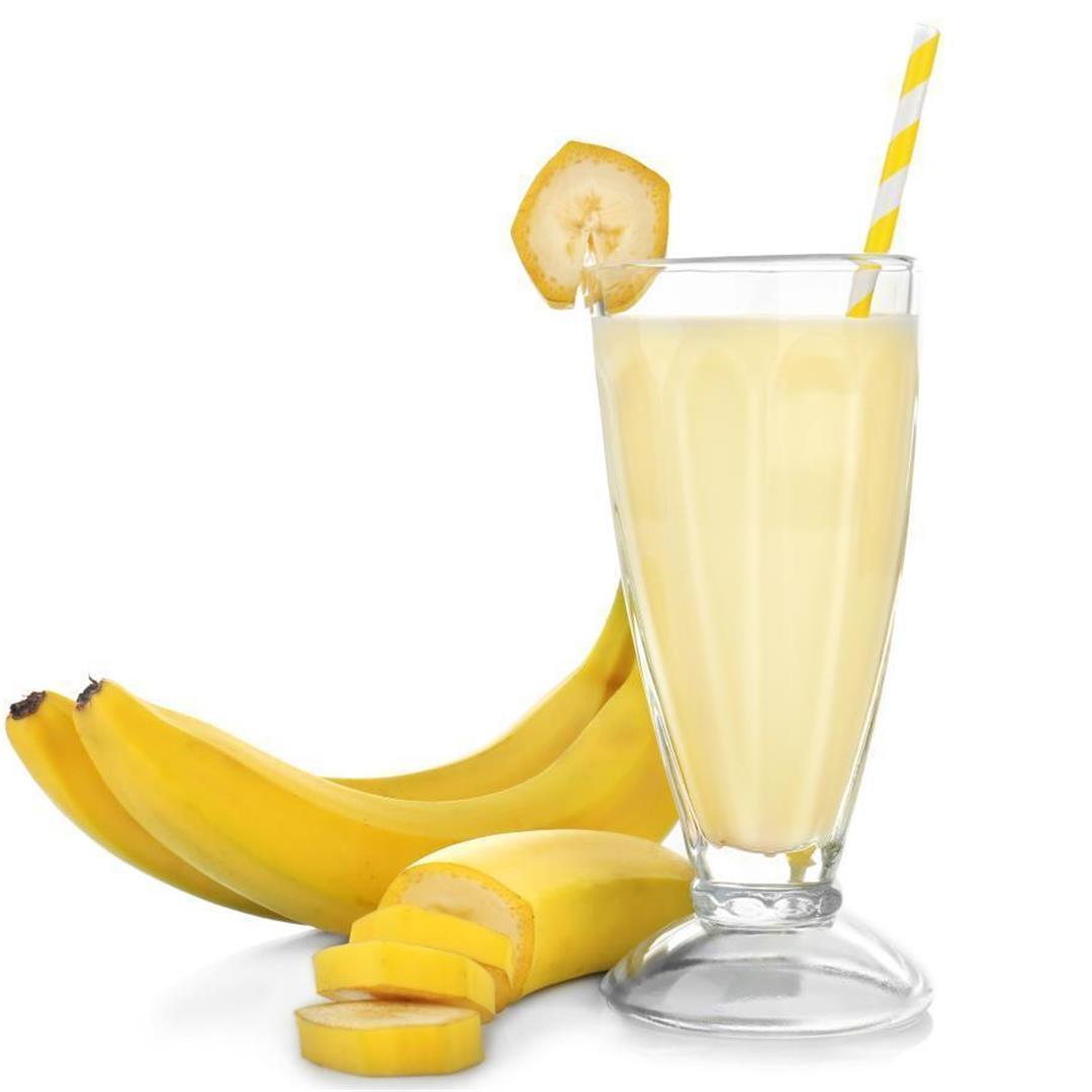 Easy Banana Shake With Milk Recipe No#1 Recipes Website
