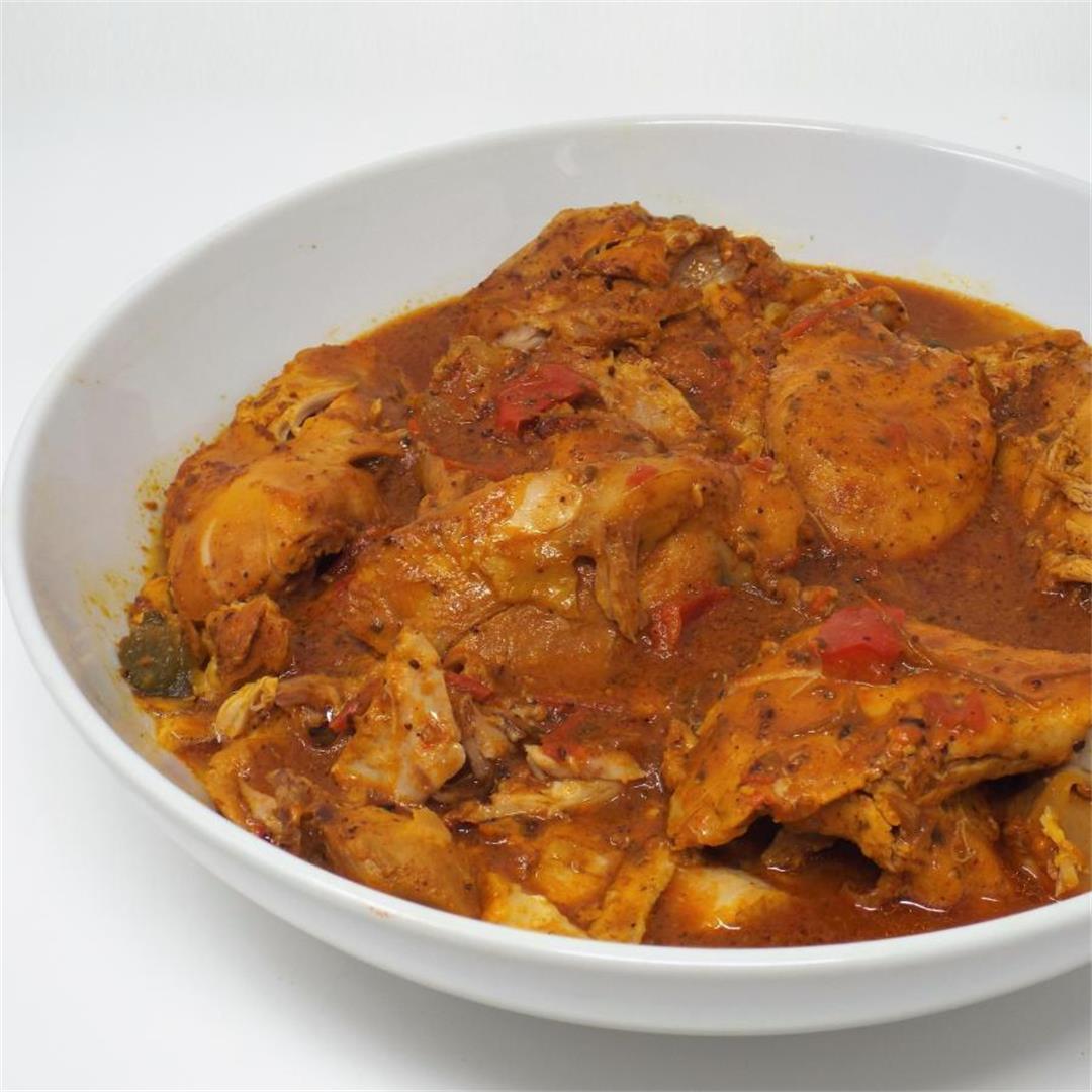 Slow Cooker Achiote Chicken
