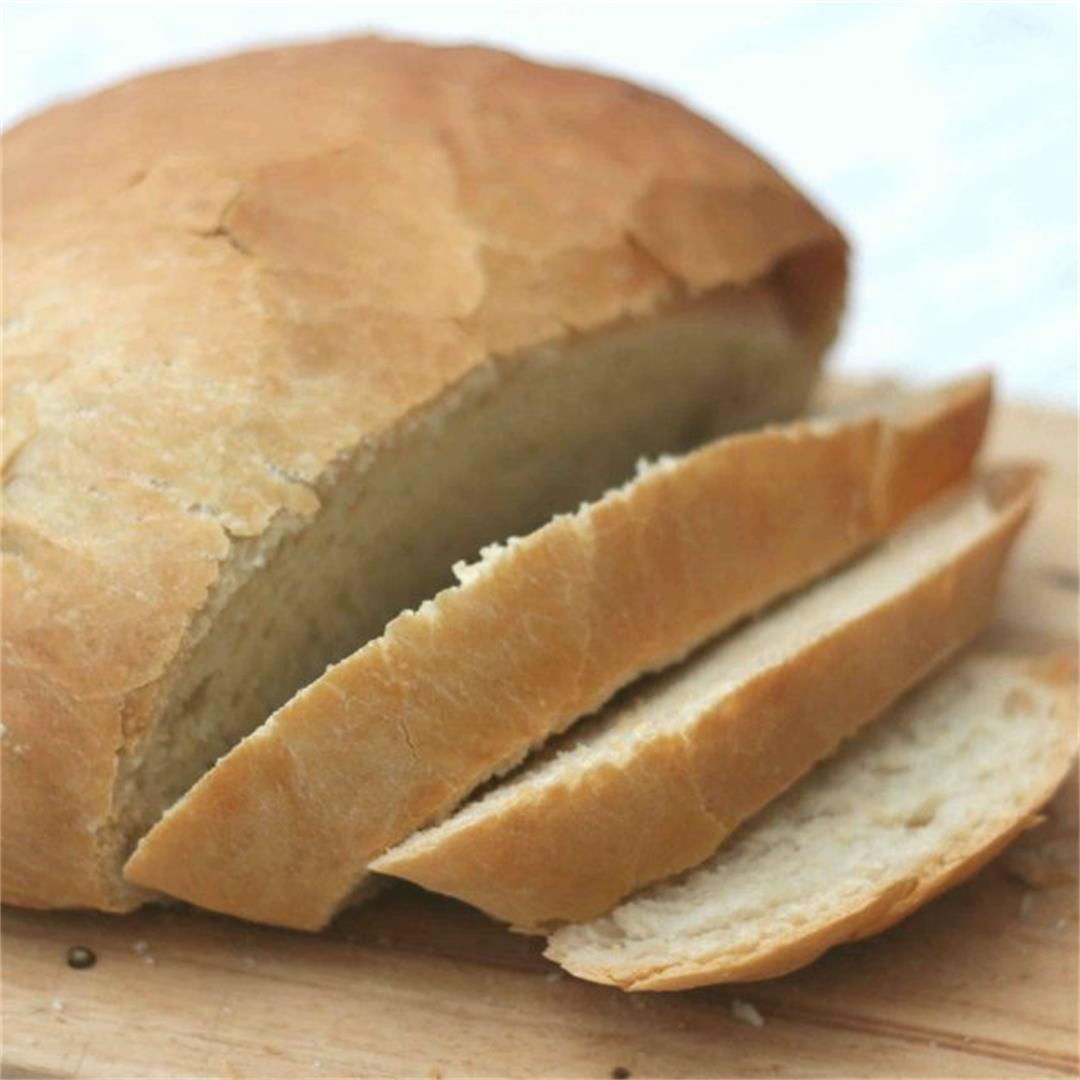 Easy white bread recipe for kids