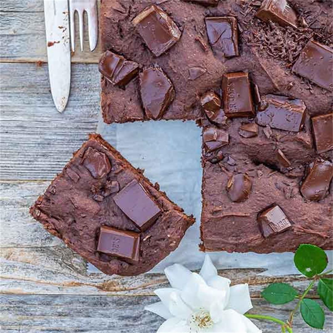 Gluten-Free Butternut Squash Brownies