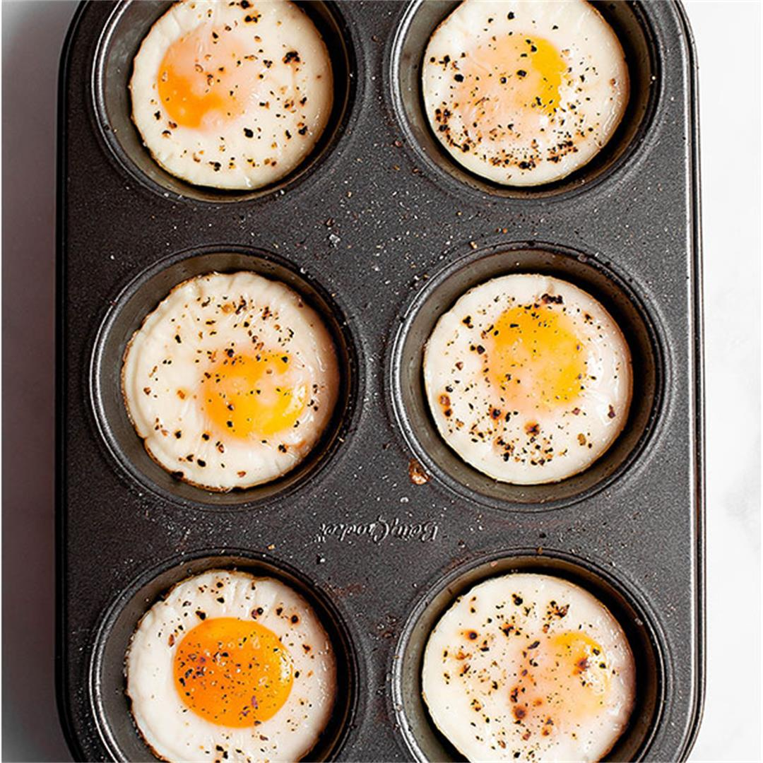 How to Bake Eggs in a Muffin Tin in the Oven