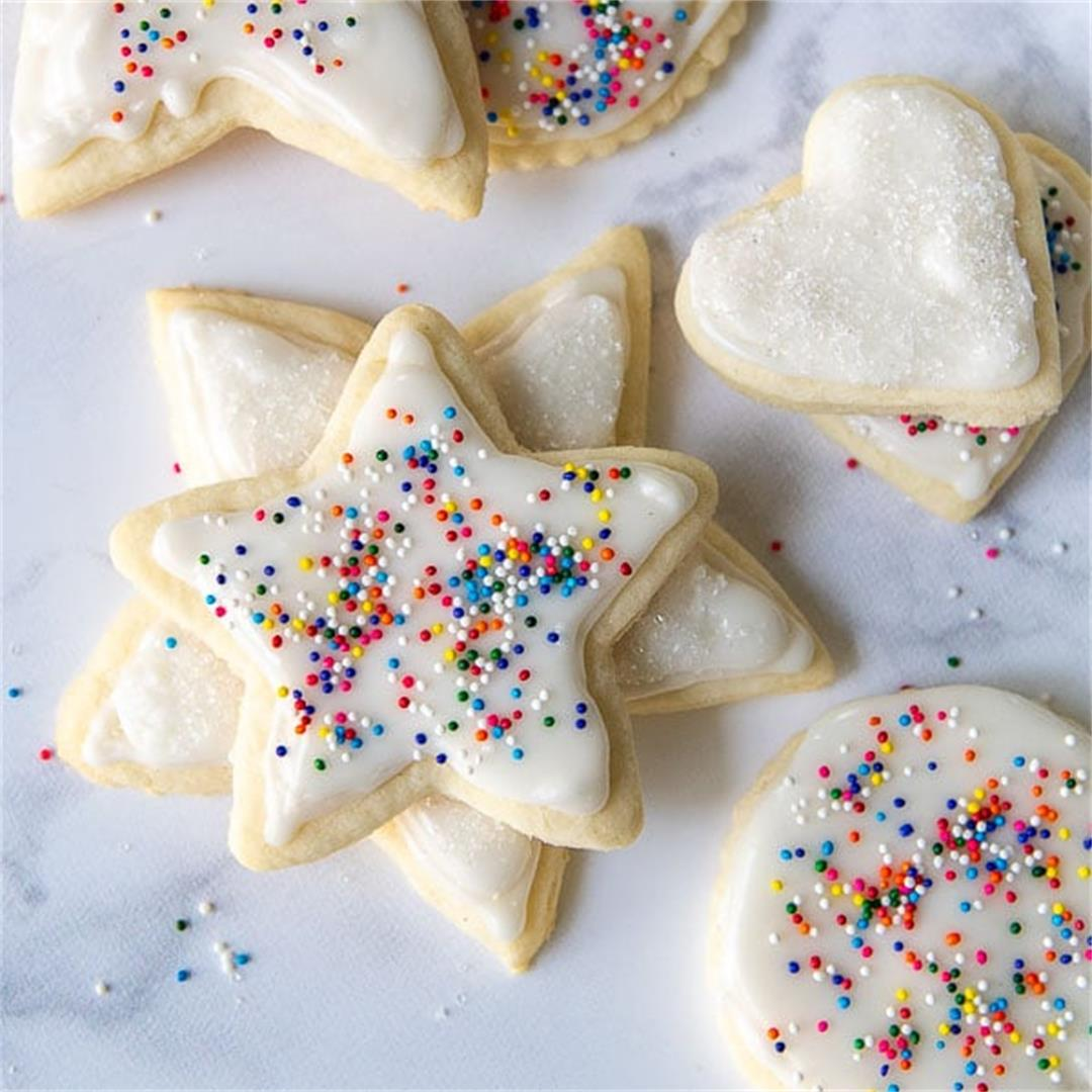 How to Make Sugar Cookie Icing