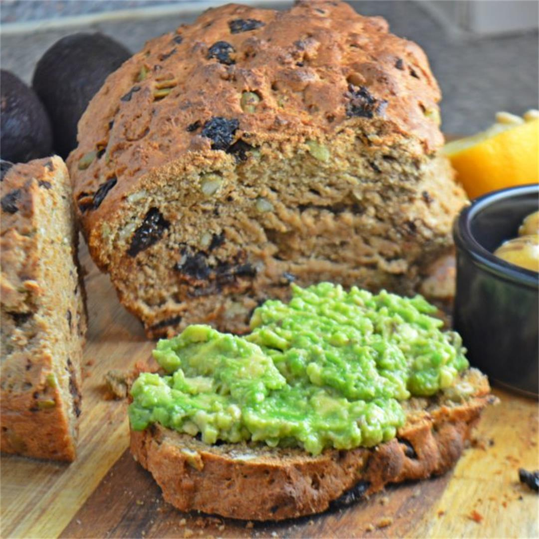 Sun-dried Tomato Spelt Bread — Tasty Food for Busy Mums