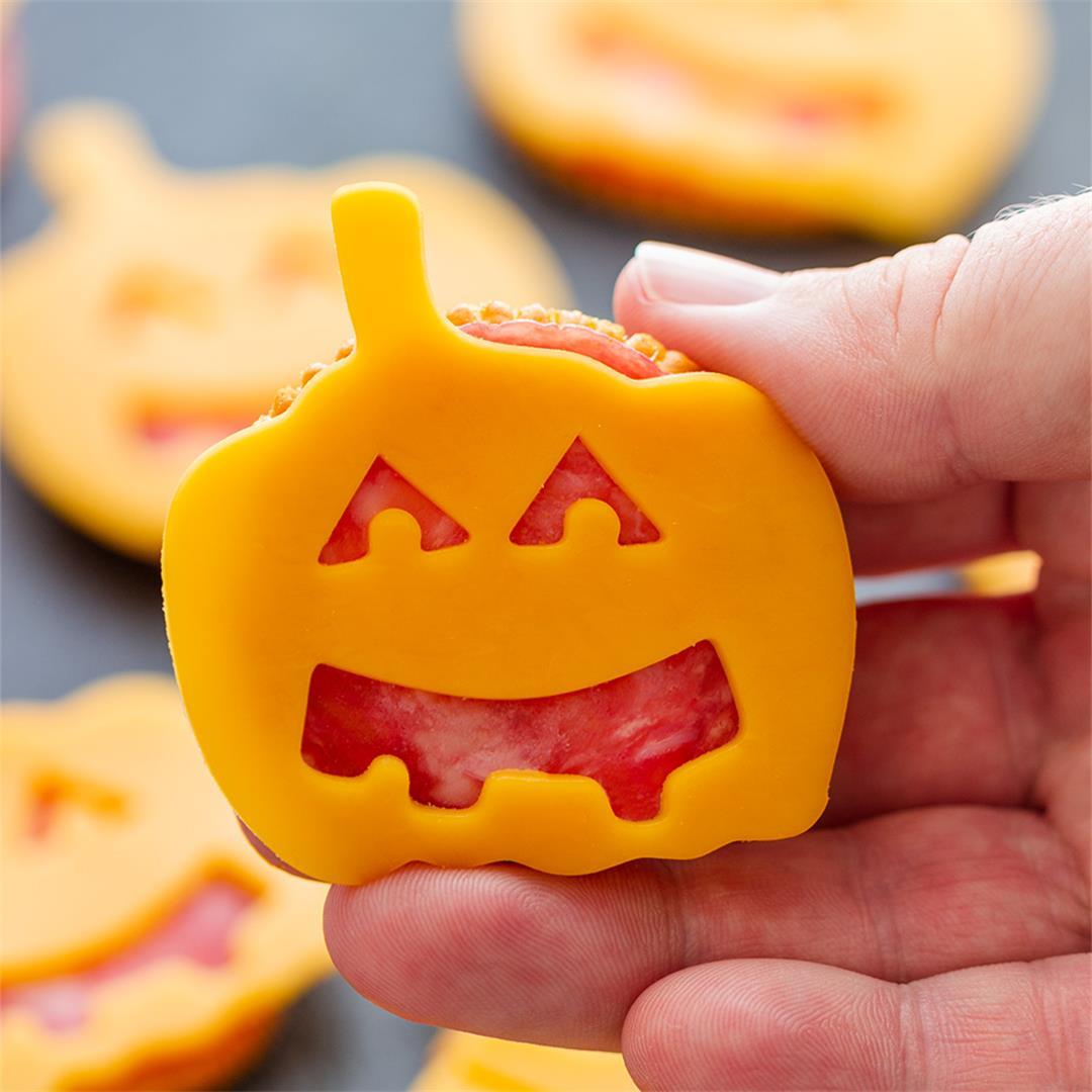 Halloween Ritz Cracker Snacks