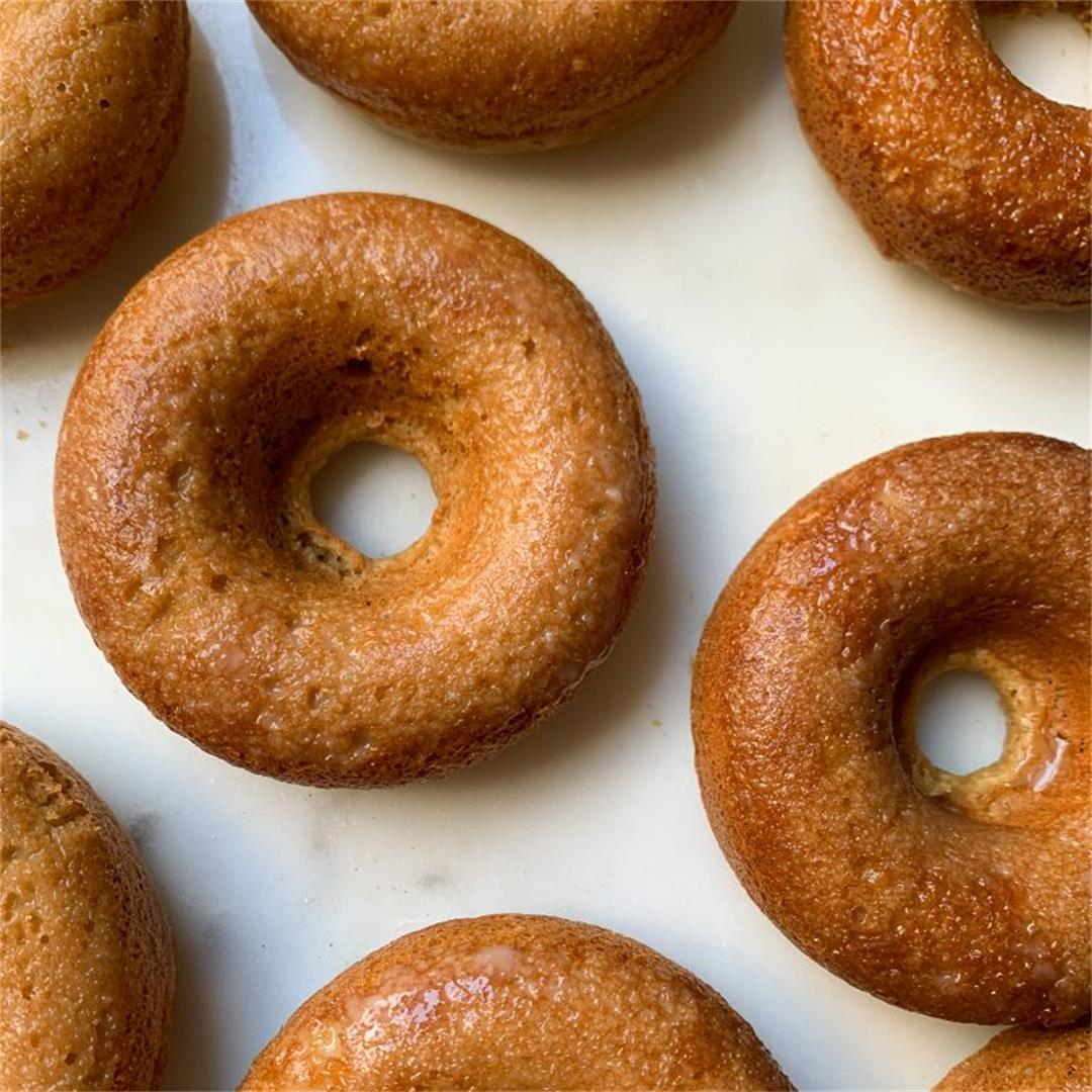 Healthy Baked Donuts
