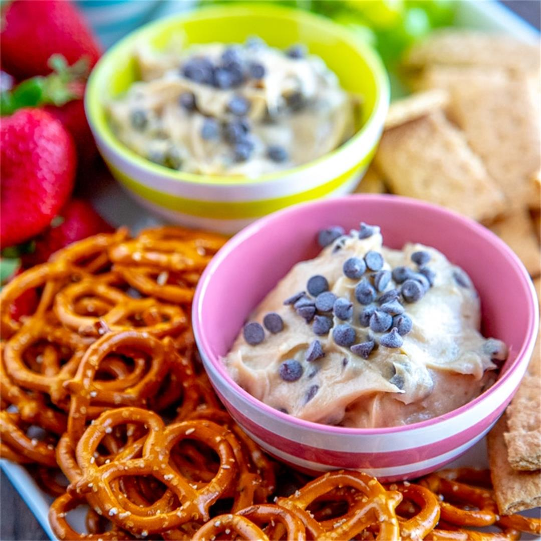 Cookie Dough Dip (Chocolate Chip)