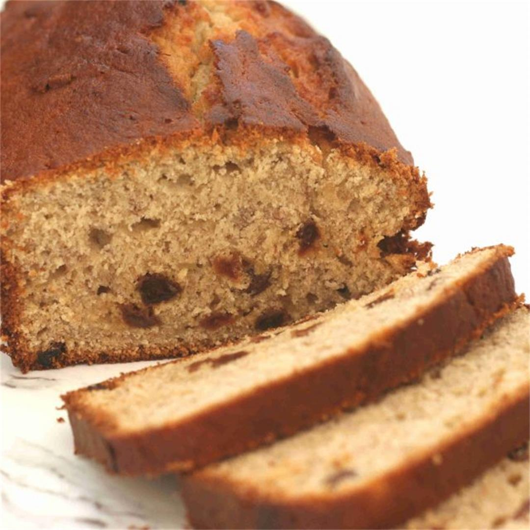 Mary Berry's banana bread recipe
