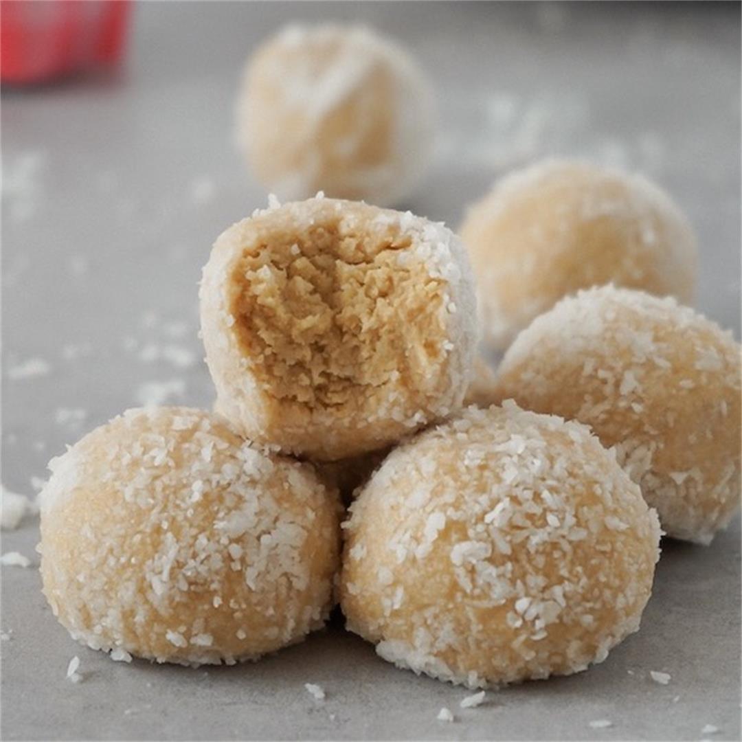 Easy Keto Peanut Butter Balls