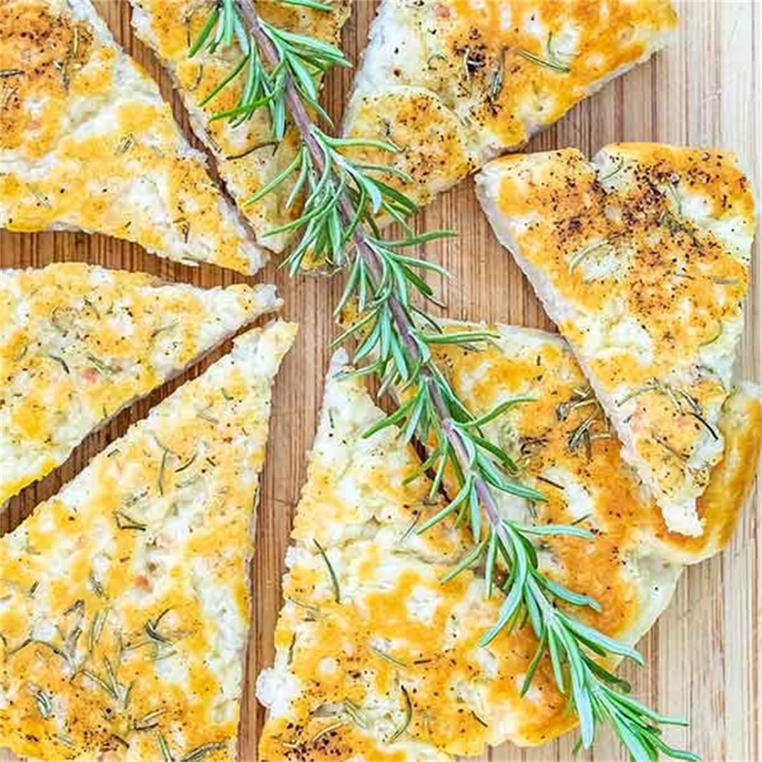 Easy Gluten-Free Focaccia Bread Recipe