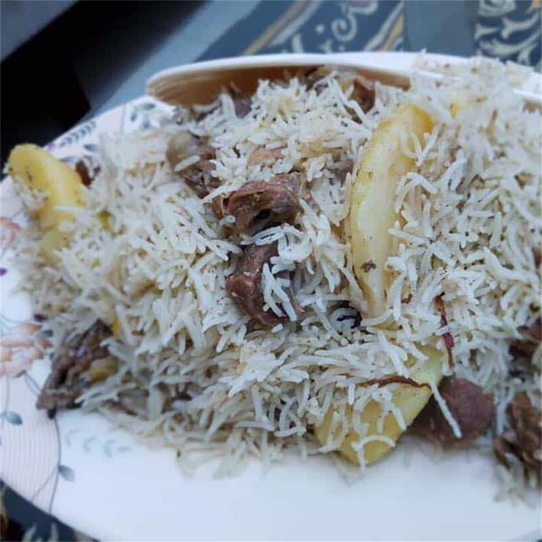 The Recipe For Bihari Pulao Easy #No 1 Recipes Website