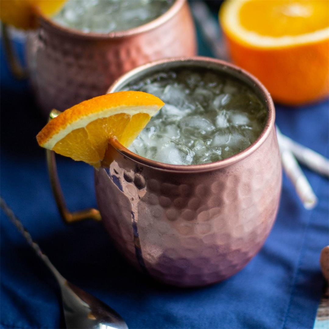 Fun and Refreshing Mimosa Moscow Mules Recipe
