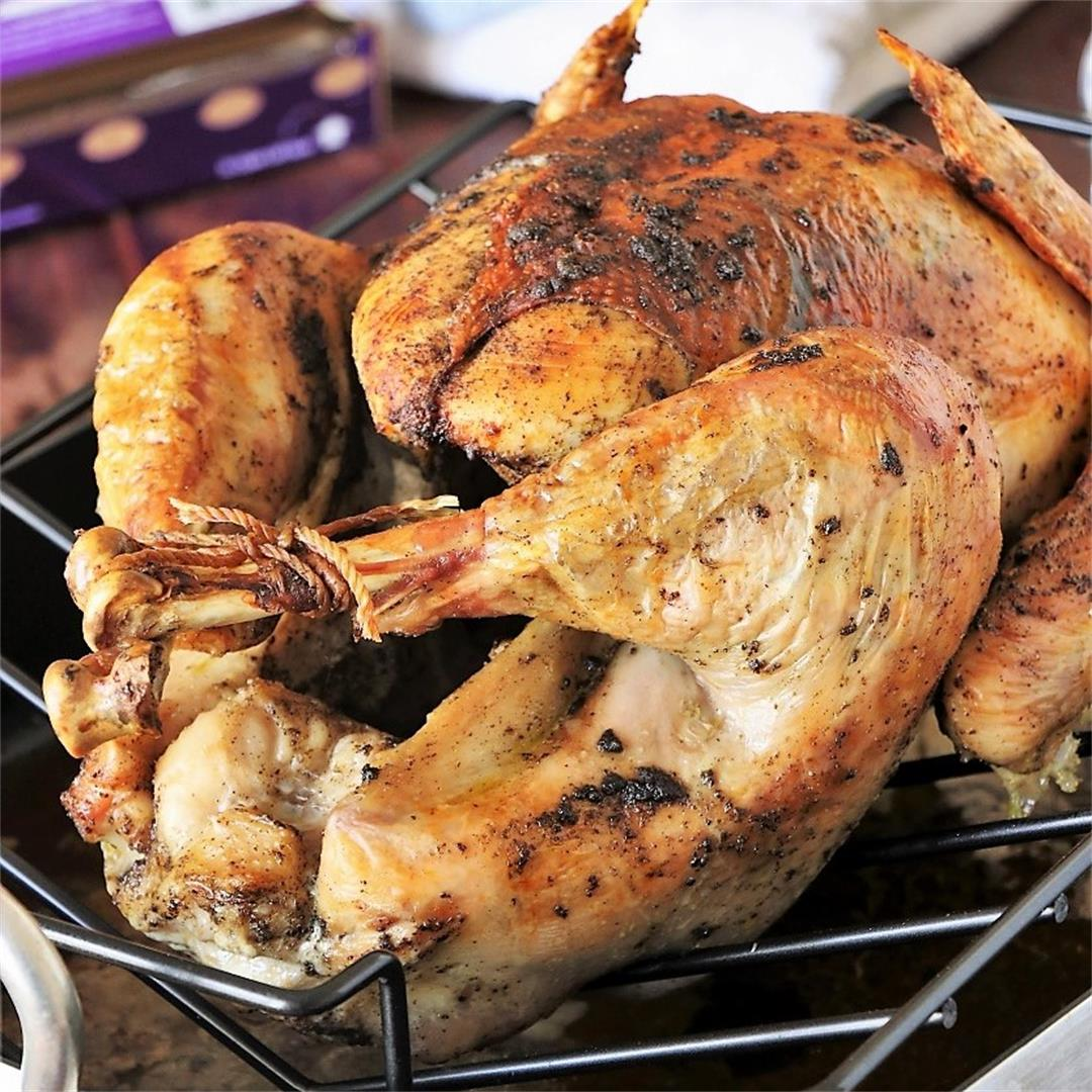 How to Dry Brine a Turkey: Step-By-Step
