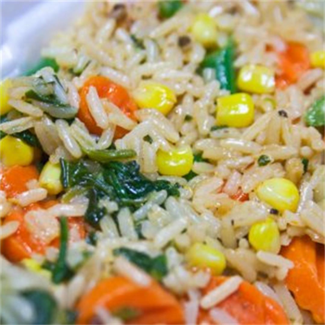 How To Make Fried Rice Shrimp Recipe #No1 Fried Rice Recipes