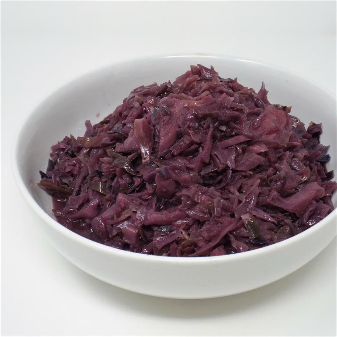 German Rotkohl