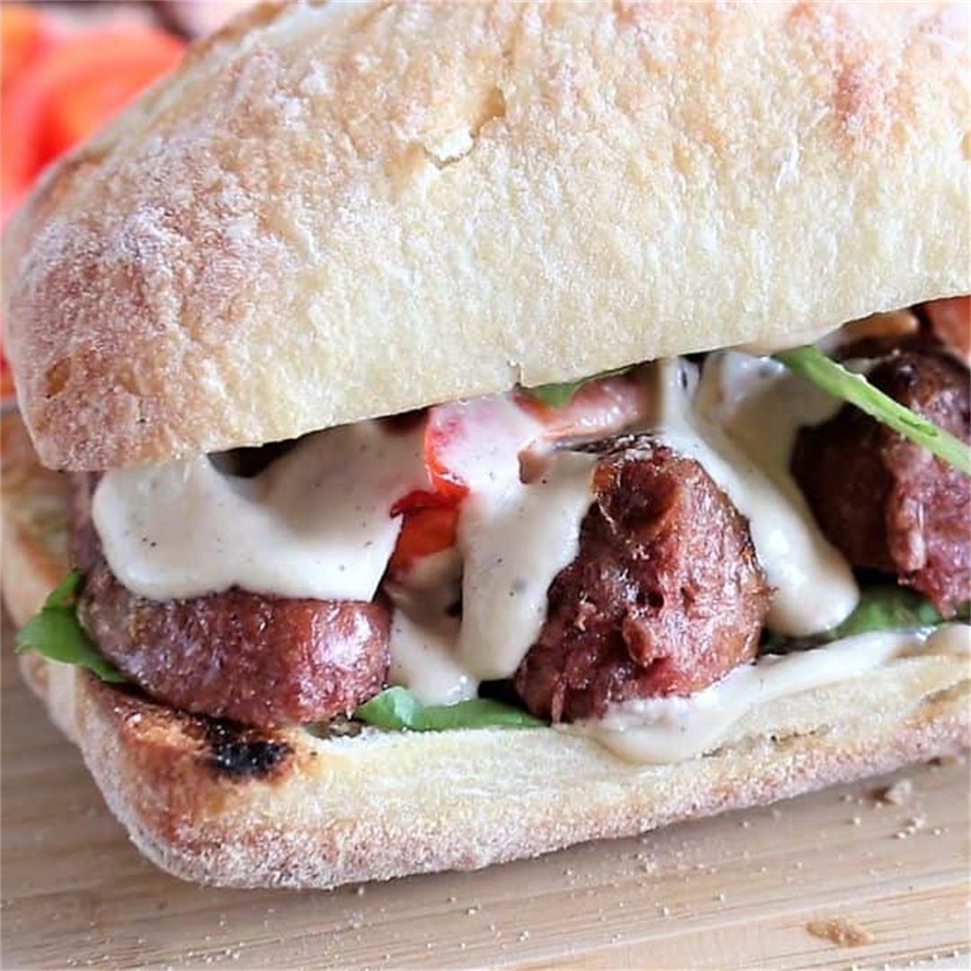 Beyond Sausage Sandwich