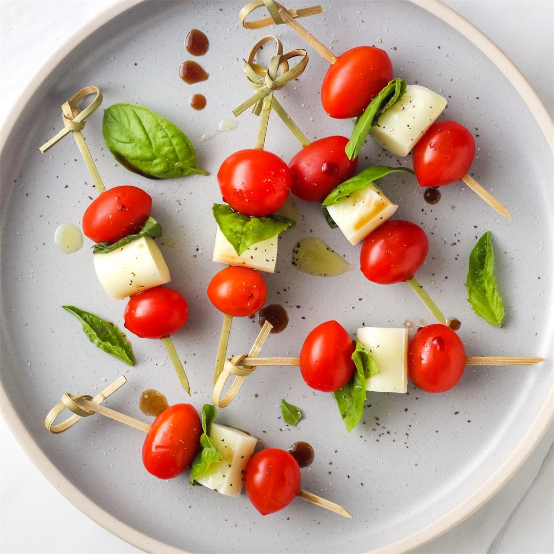 Healthy Vegetarian Snacks For Adults