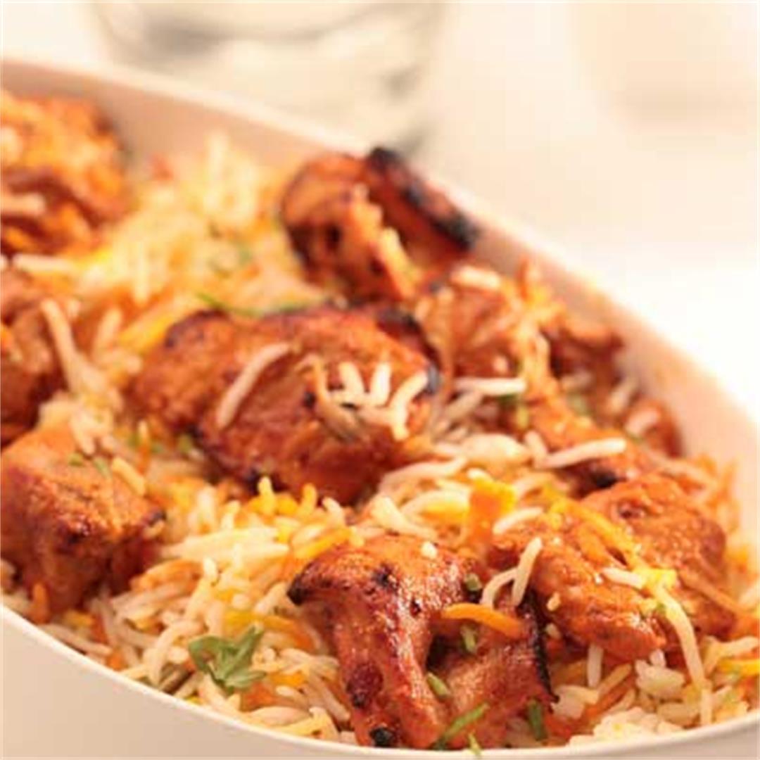 Easy Way To Make Chicken Tikka Biryani Recipe No1 Recipes Websi