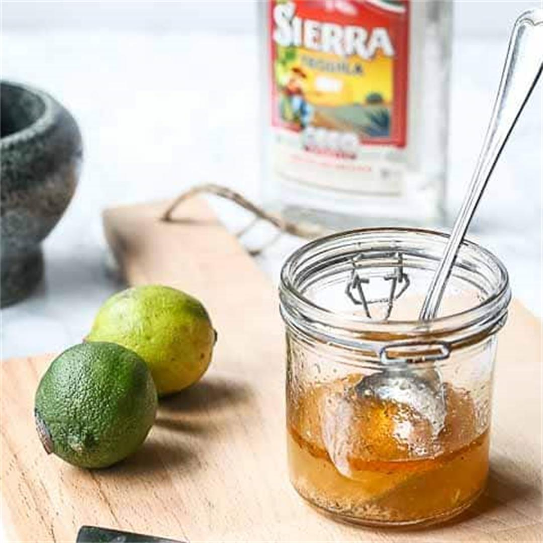 How to make Tequila lime marinade