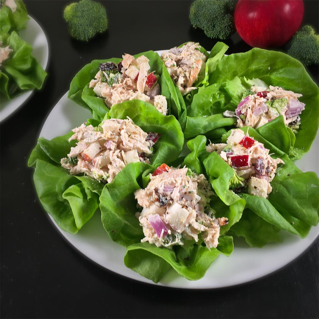 Chicken Salad with Yogurt Recipe