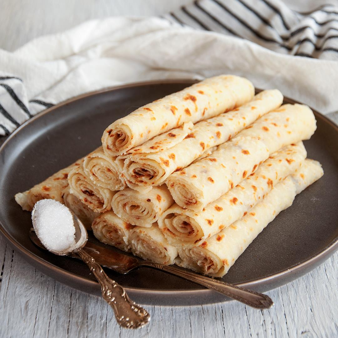 Norwegian Potato Lefse Recipe