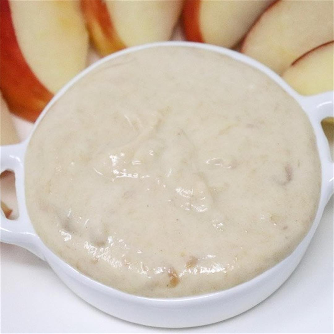 Apple Yogurt Dip