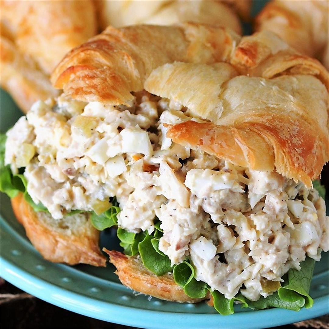 Southern Turkey Salad