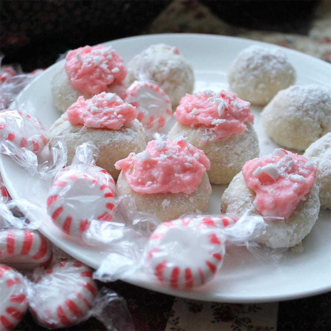 Peppermint Snowballs – My Recipe Reviews
