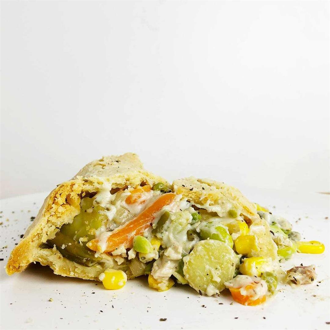 Dairy-Free Veggie Pot Pie