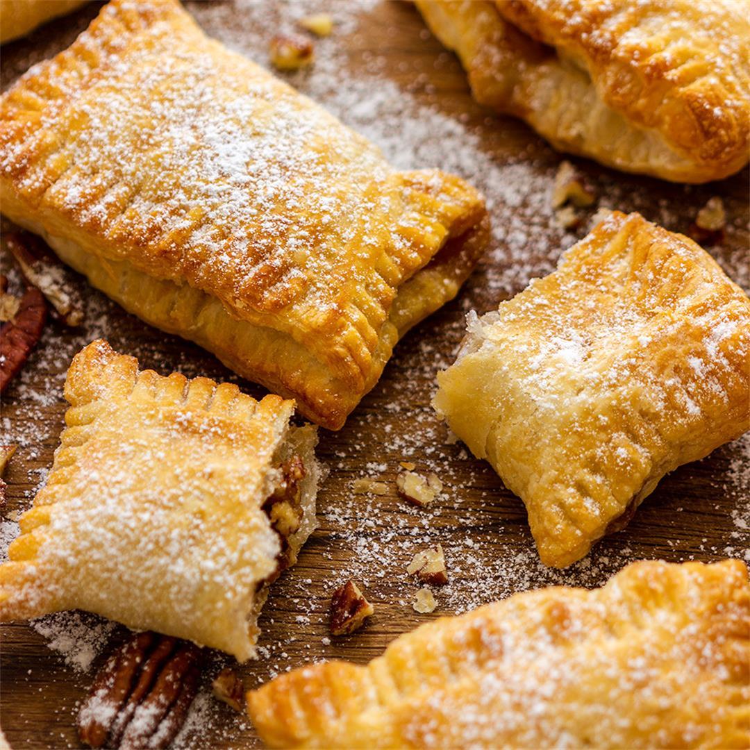 Air Fryer Maple Pecan Hand Pies