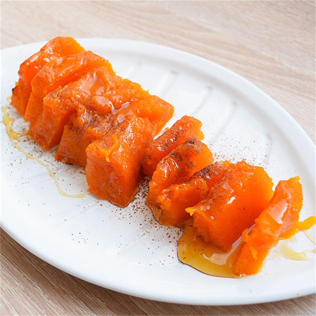 Simple Pumpkin Dessert