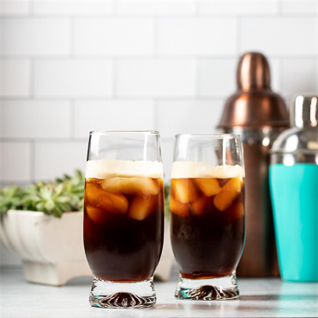 Easy 2 Ingredient Fernet and Coke