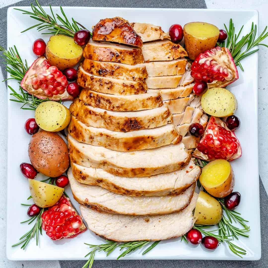 Oven Roasted Maple Turkey Breast