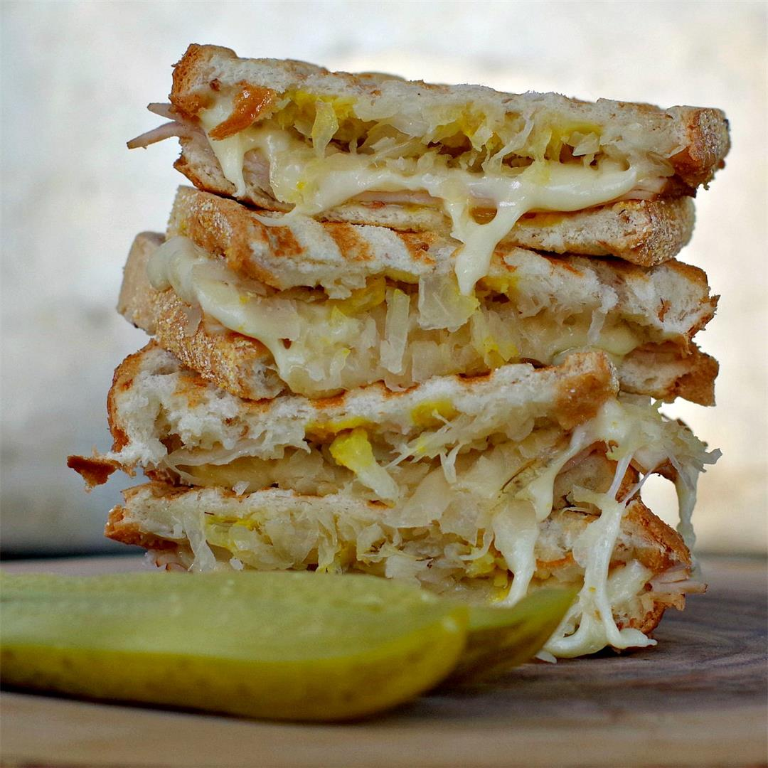 Weight Watchers Turkey Reuben Sandwich
