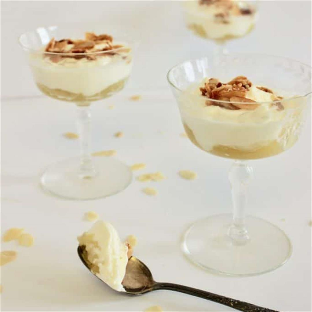 Easy Baked Apple Tiramisu