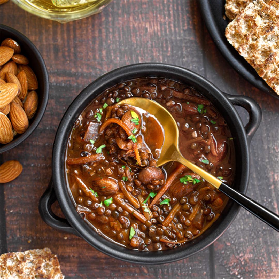 Spanish Lentil Soup