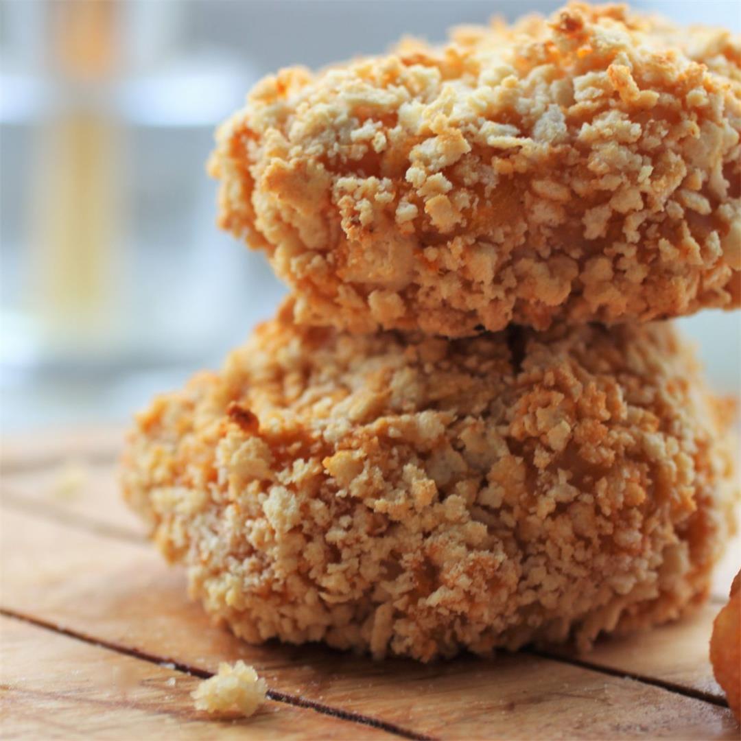 Vegan Butternut Squash Fritters Recipe (GF)