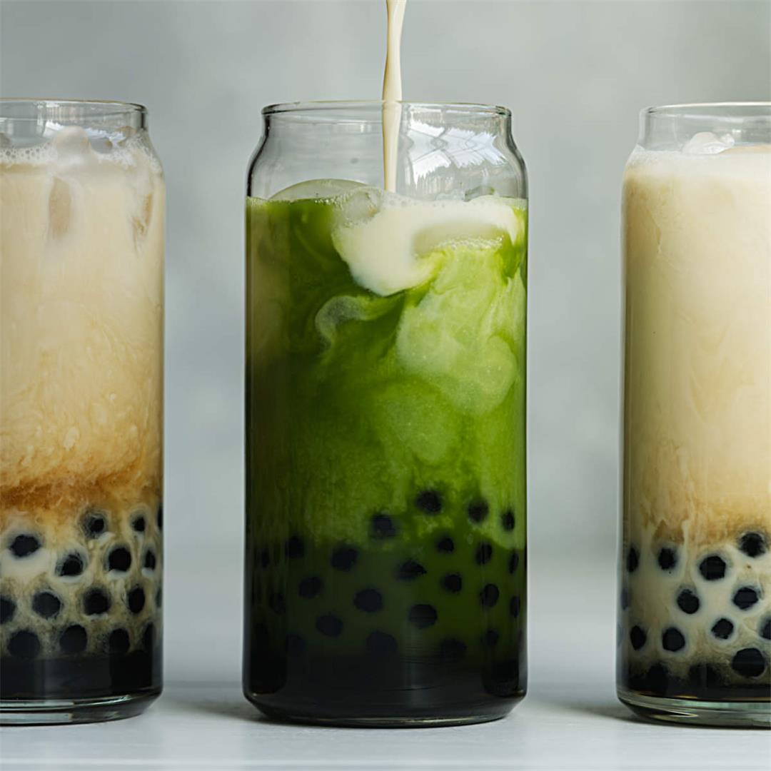 How to Make Bubble Tea with Any Tea