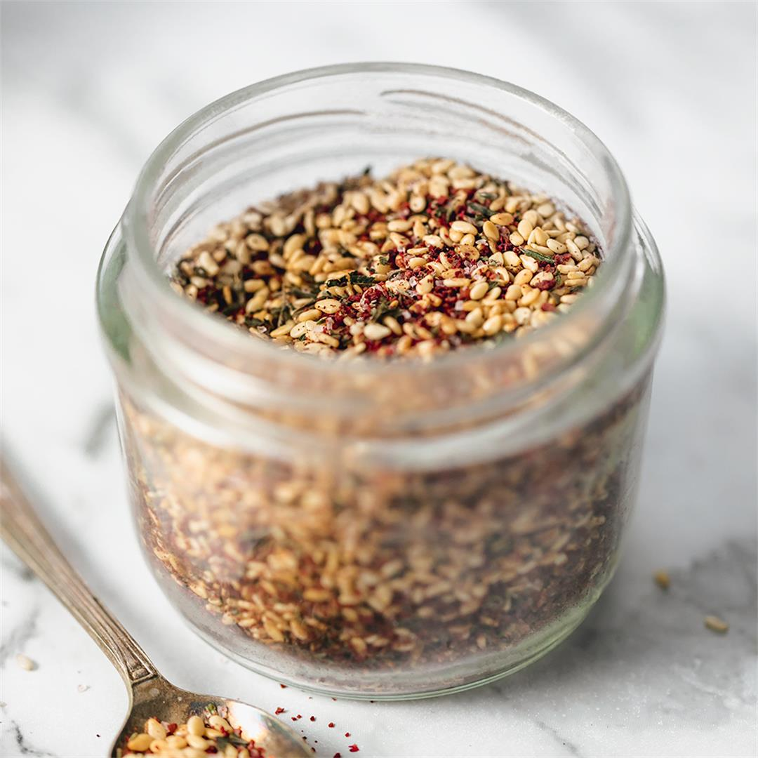 How to Make Za'atar