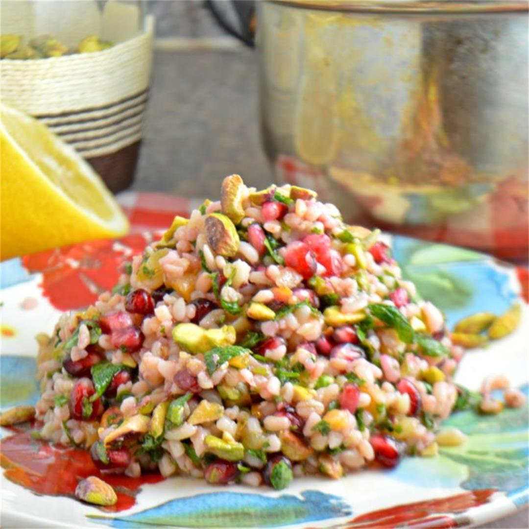 Tastiest Tabbouleh Recipe — Tasty Food for Busy Mums Seasonal