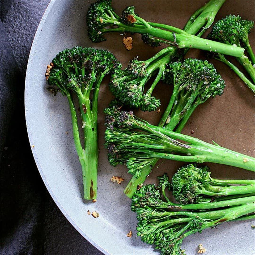 Garlic Sautéed Broccolini
